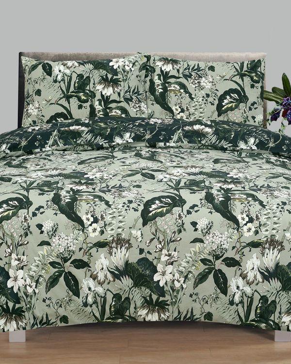 Tropic Leaf Duvet Set