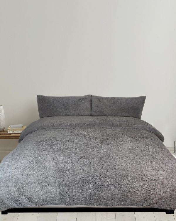 Fleece Duvet Set