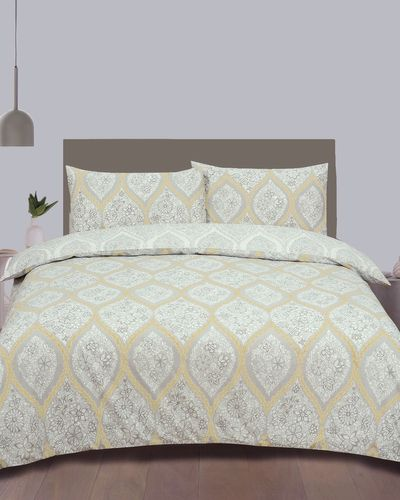 Paisley Block Duvet Set