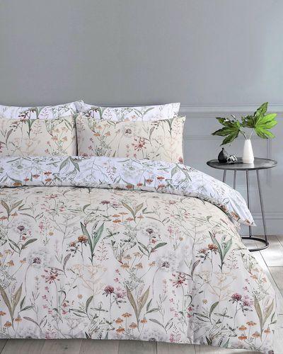 Tranquility Floral Duvet Set