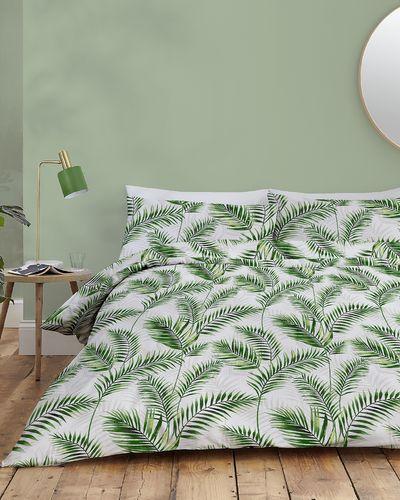 Palm Duvet Set