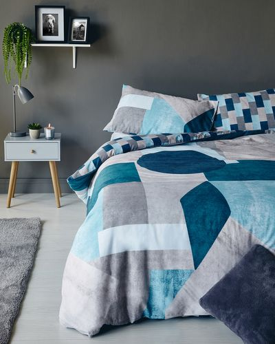 Abstract Print Complete Bed Set thumbnail