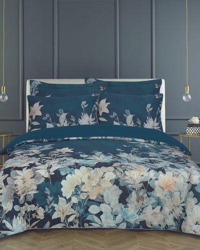 Moody Floral Duvet Set