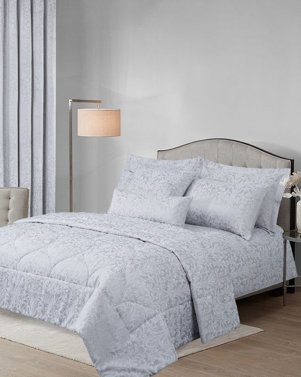 Damask Jacquard Duvet Set