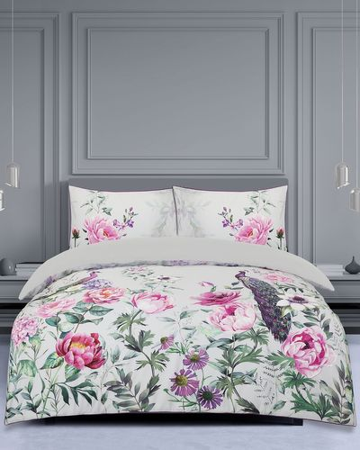 Peacock Duvet Set