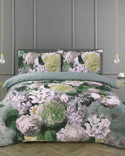 Floral Panel Duvet Set