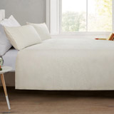 cream Emma Duvet Set