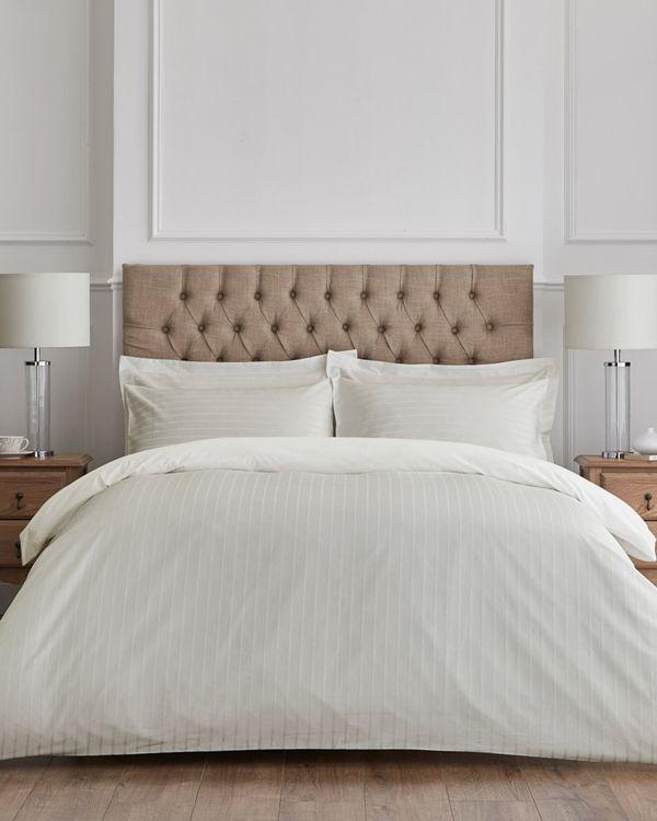 Luxury Stripe Duvet Cover