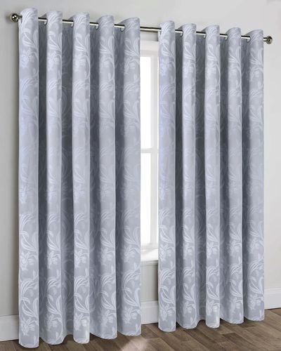 Bloom Jacquard Curtain