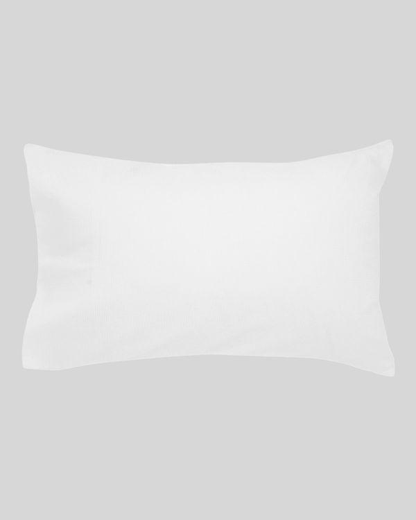Waffle Standard Pillowcase - Pack Of 2