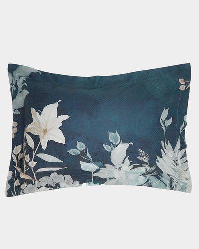 Moody Floral Oxford Pillowcase