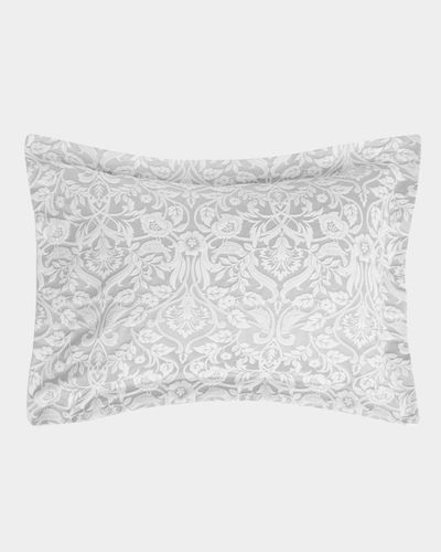 Floral Jacquard Oxford Pillowcase