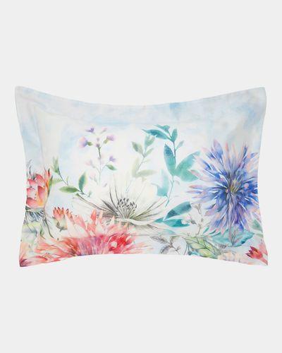 Sky Floral Oxford Pillowcase
