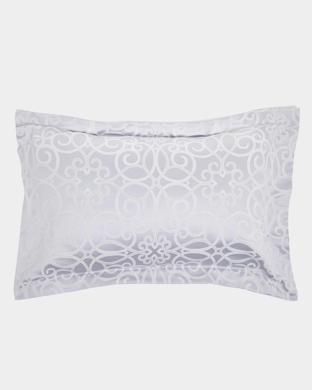 Filigree Jacquard Oxford Pillowcase