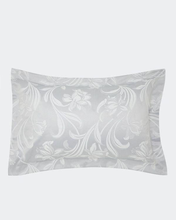 Bloom Jacquard Oxford Pillowcase