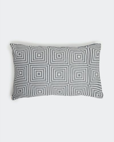 Loft Jacquard Housewife Pillowcase - Pack of 2