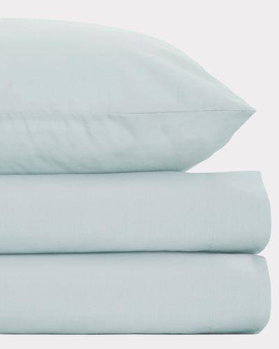 Non Iron Percale Pillowcase 180 Thread Count - Pack Of 2 thumbnail