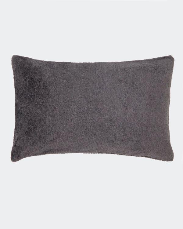 Fleece Standard Pillowcase - Pack Of 2