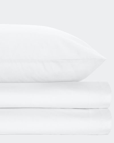 Egyptian Cotton 220 Thread Count Pillowcase -  2 Pack
