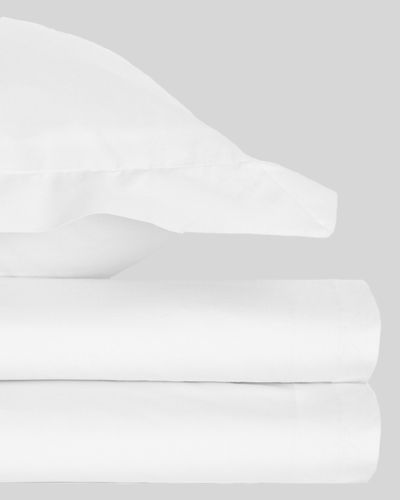 Organic Oxford Pillowcases - Pack Of 2