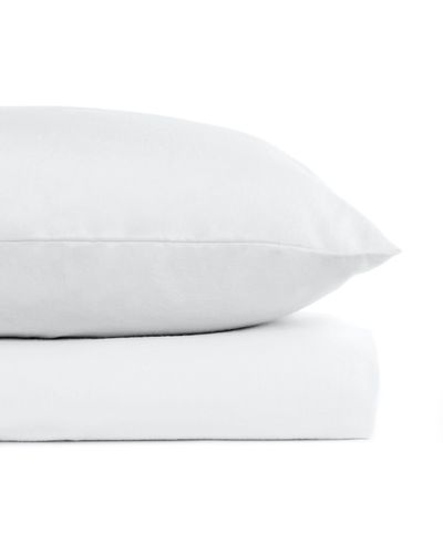 Pure Cotton Flannelette Pillowcase - Pack Of 2
