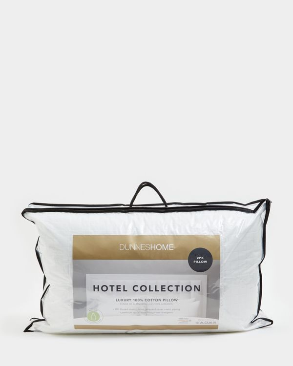 Premium Hotel Collection Pillow - Pack Of 2
