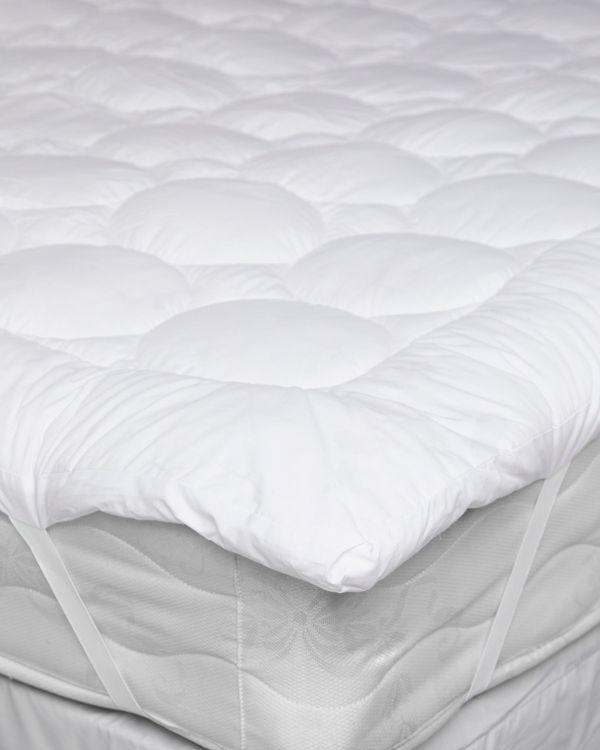 100 Percent Cotton Mattress Topper