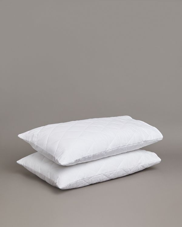 Anti-Allergy Pillow Protector - Pack Of 2