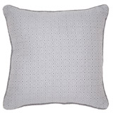 silver Ceres Square Cushion
