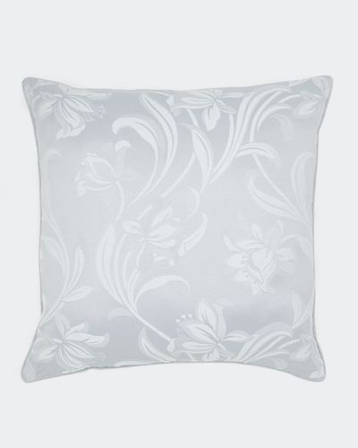 Bloom Jacquard Euro Cushion