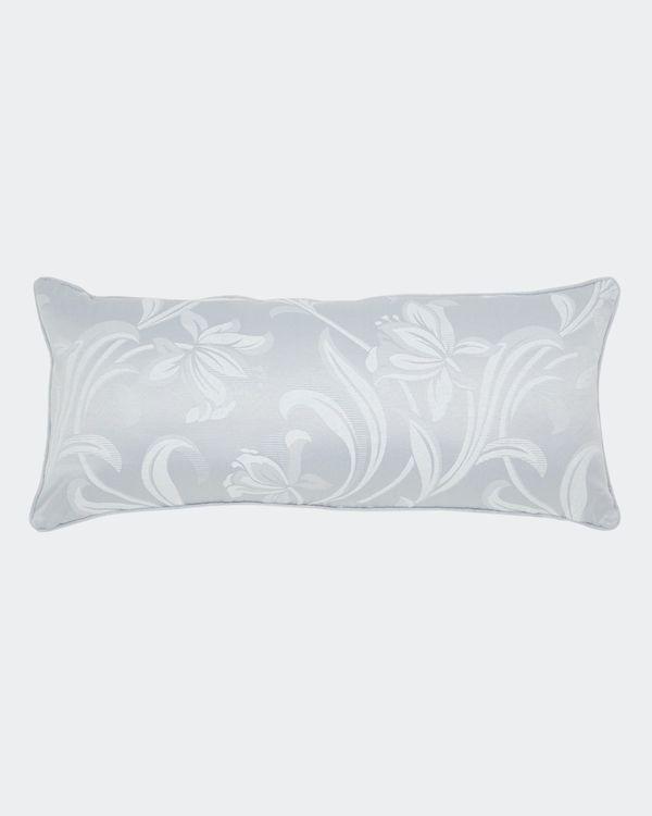 Bloom Jacquard Boudoir Cushion