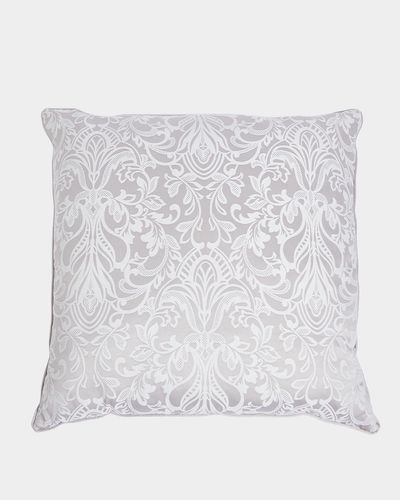 Damask Euro Cushion