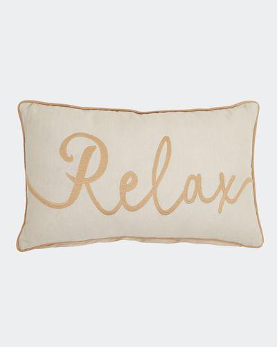 Relax Linen Cotton Cushion