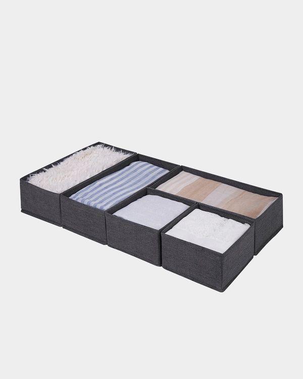 Drawer Organiser - Pack Of 5
