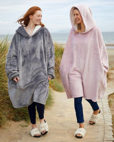 Adults Hooded Blanket