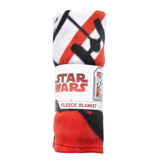 red Star Wars Throw