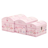 pink Dome Boxes