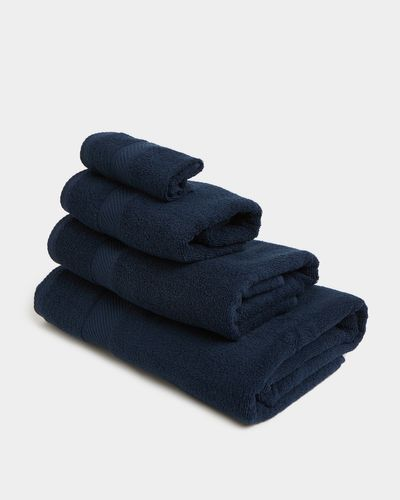 Classic Cotton Face Cloth - Pack Of 3