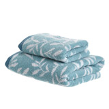 duck-egg Leaf Guest Towel