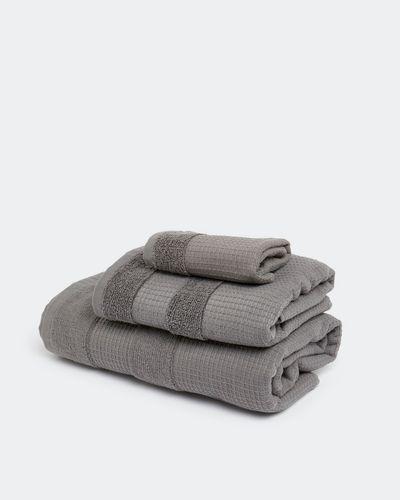 Waffle Hand Towel