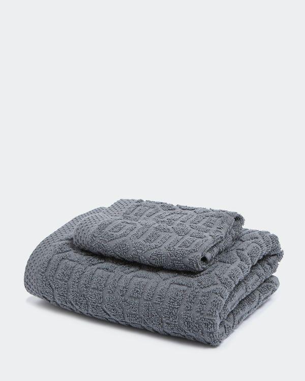 Geo Hand Towel