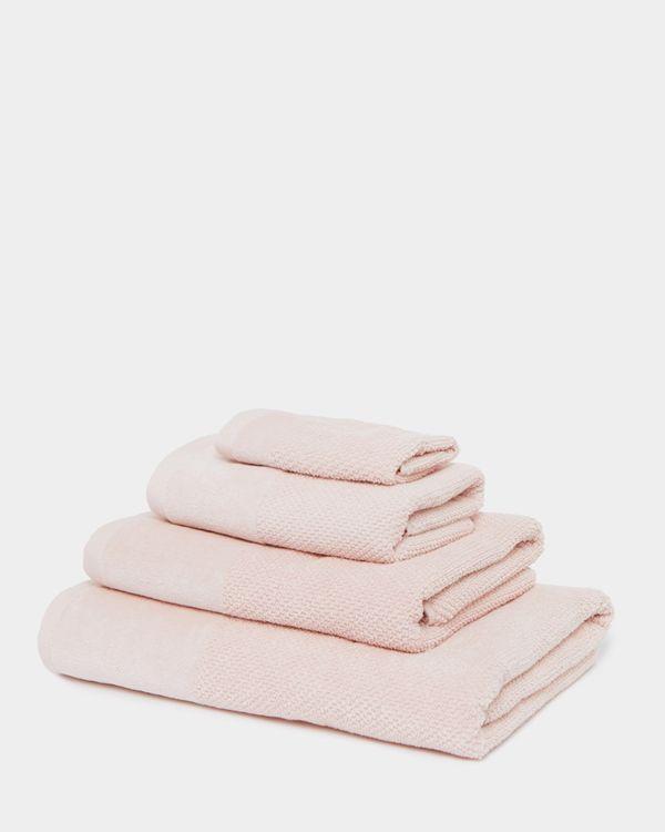 Textured Bath Towel