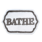 grey Bathe Bath Mat