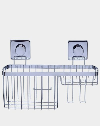 Chrome Bath Rack