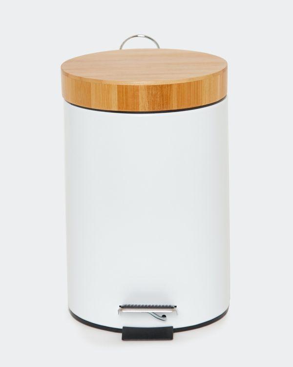 Bamboo Lid Bin - 3L