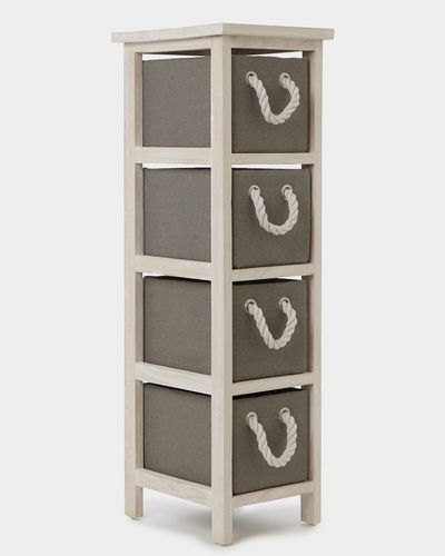 Canvas 4 Drawer Unit