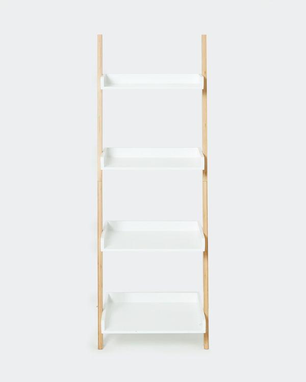 Tall Ladder Shelf