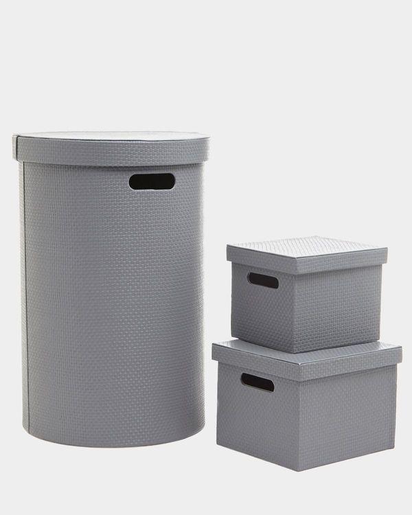 PU Embossed Storage