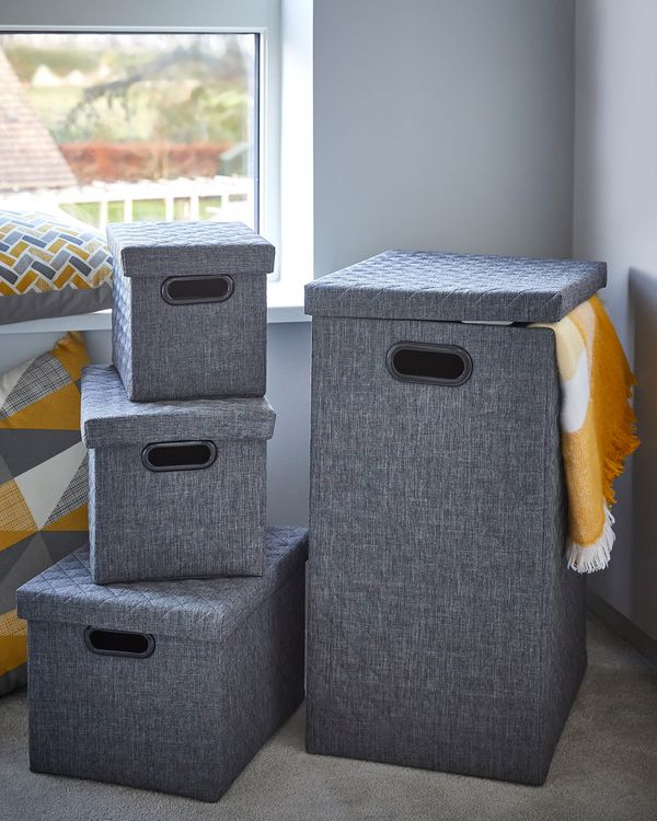 Quilted Storage Box