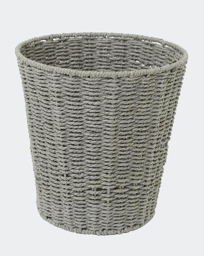 Paper Weave Bin